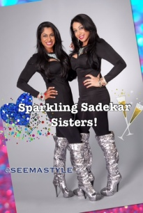 Seema_Style_Sparkly_Sadekar_Sisters_Cover