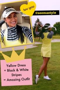 Seema_Style_Yellow_Dress_BWStripes
