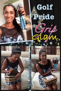 Seema_Style_Grip_Glam_Golf_Pride
