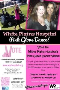 Seema_Style_White_Plains_Hospital_Pink_Glove