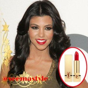 Seema_Style_Kourtney_Kardashian_Red